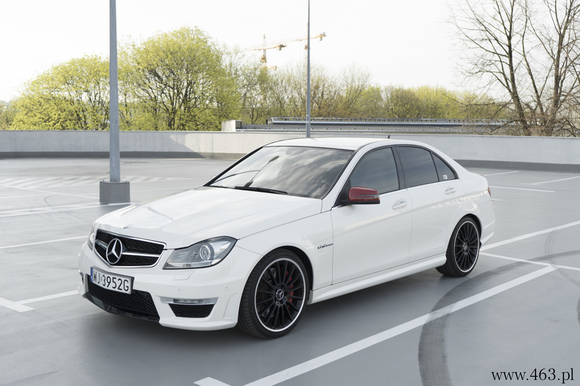 Mercedes-Benz C63 AMG Limited 1/20