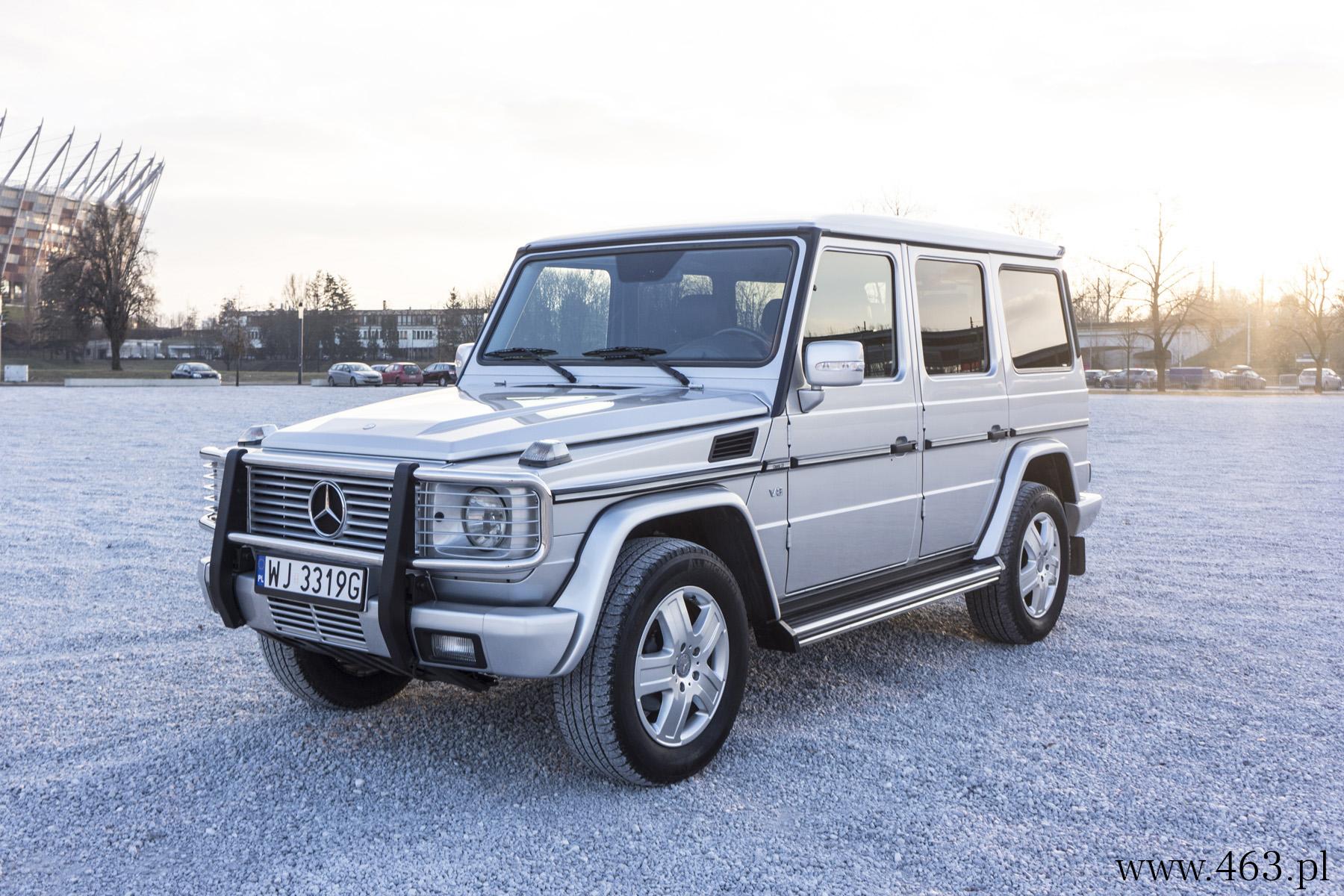 Mercedes-Benz G500 Classic 25